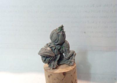 Cepasaurus Sculpt 2