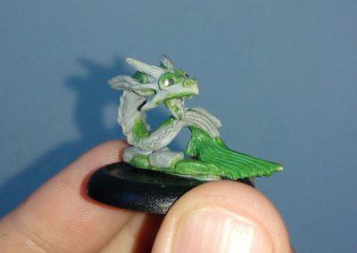 Dragonling sculpt
