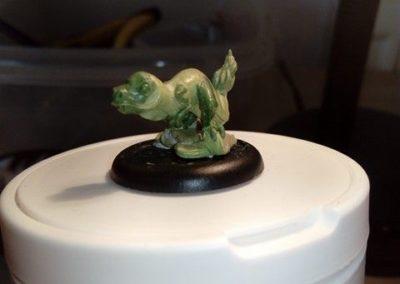 Ignisaur sculpt 3