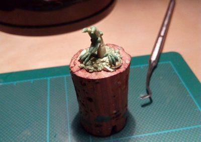 Terratalpa WIP Sculpt