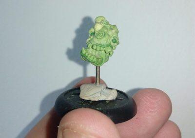 Tumoroid sculpt 1