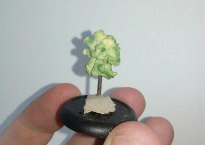 Tumoroid sculpt 2